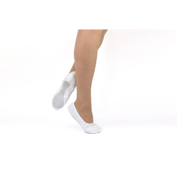 Buty baletowe skórzane Model A  (40-46) - taniec