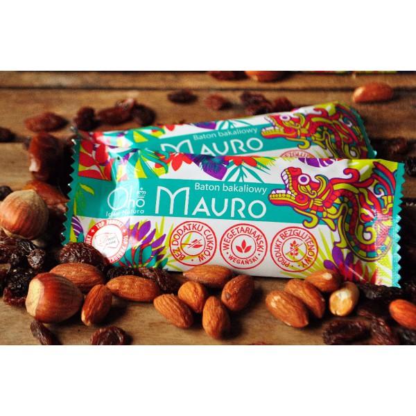 Oho Natura Baton bakaliowy MAURO 60g