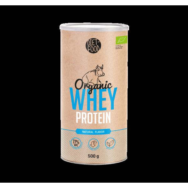 Diet-Food KETO Friendly - Bio Białko z Serwatki 500g