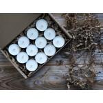 KARiTEe Naturalne podgrzewacze sojowe tealight-12szt.