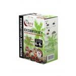 COCO FARM BRYKIET KOKOSOWY COCOHEAT Z ORZECHA KOKOSOWEGO EKO GRILL BEZ DYMU I ŻYWIC 2 kg