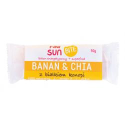Baton Banan & Chia 50g Lavica Gourmet