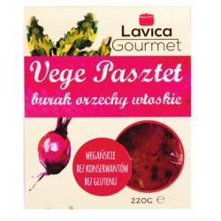 Pasztet Vege z Burakiem 220g Lavica Gourmet