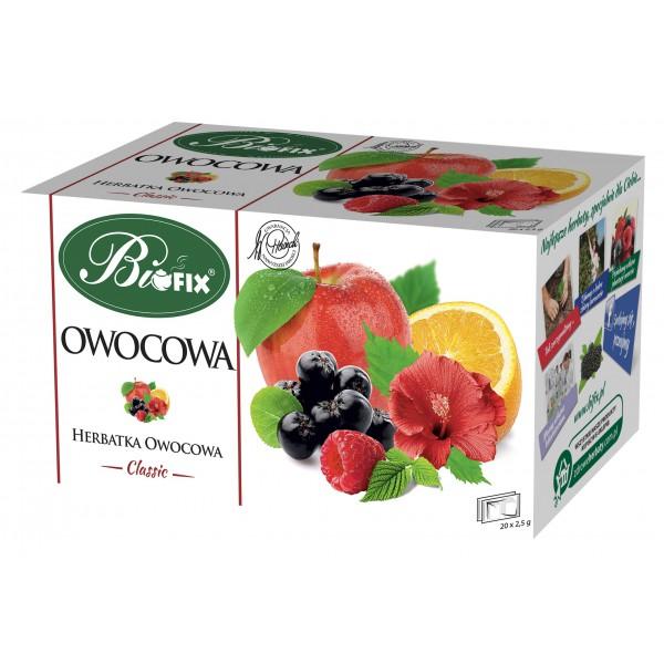 Bi FIX  Classic OWOCOWA Herbatka owocowa