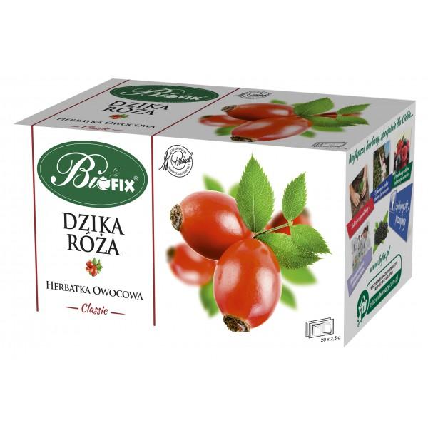 Bi FIX  Classic DZIKA RÓŻA Herbatka owocowa