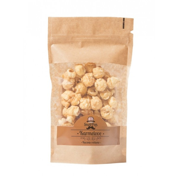 SnobPop popcorn Karmelove 50g
