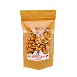 SnobPop popcorn Christmas in Caramel 100g