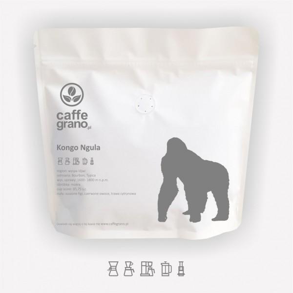 Caffe Grano Kongo Ngula – kawa specialty MICROLOT 250g