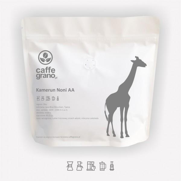 Caffe Grano Kamerun Noni AA-  kawa OMNIROAST 250g