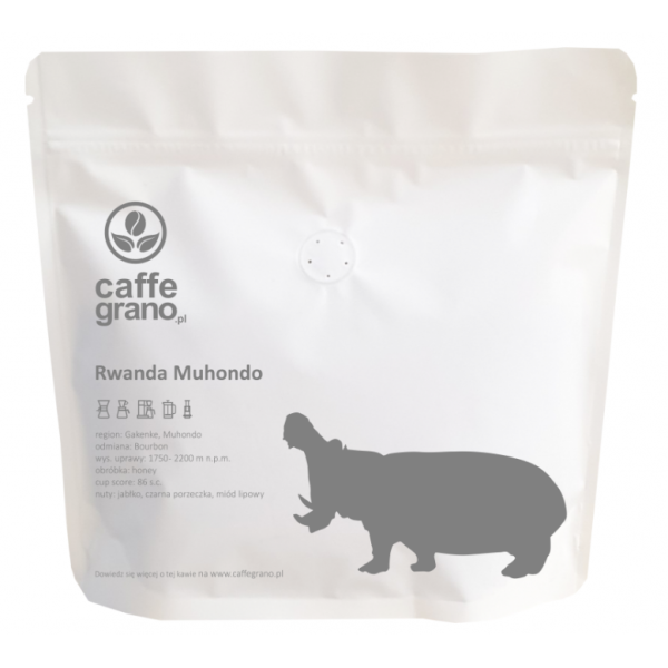 Caffe Grano Rwanda Muhondo Honey – kawa specialty 250g