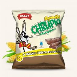 Rymut Chrupki kukurydziane czekoladowe 90g