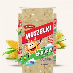 Rymut Chrupki kukurydziane Muszelki 350g