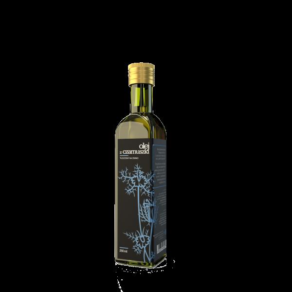 Oil-Cos Olej z czarnuszki nierafinowany 250 ml