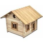 TimberFan Domek 1 małe klocki drewniane