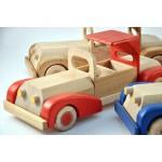 TimberFan Samochód Osobowy Kabriolet 1