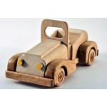 TimberFan Samochód Osobowy Kabriolet 2