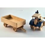 TimberFan Traktor 3 z przyczepą