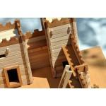 TimberFan Warowania drewniana z małych klocków