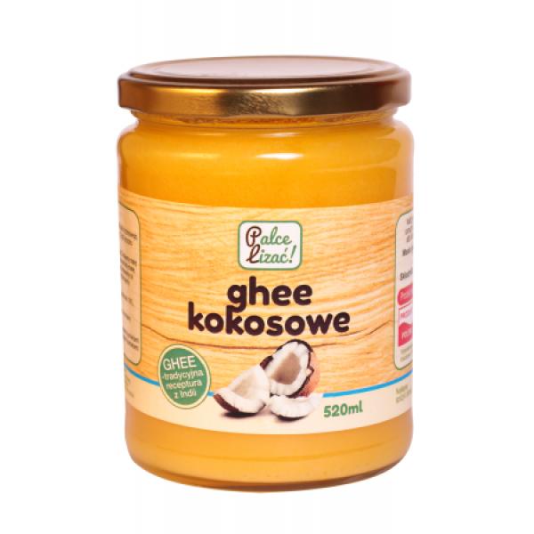 Kokosowe masło ghee Palce Lizać 520ml