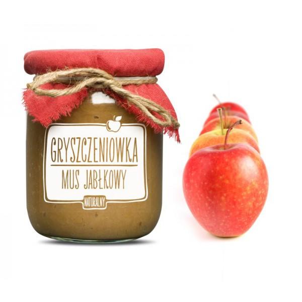 Gryszczeniówka Mus jabłkowy 500g