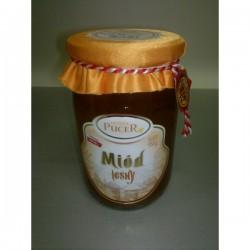 Pasieka Pucer Miód nektarowo-spadziowy leśny 950g 1 szt.