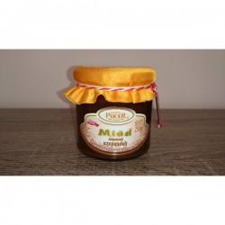 Pasieka Pucer Miód rzepakowy kremowany z kakao 250g 1 szt.