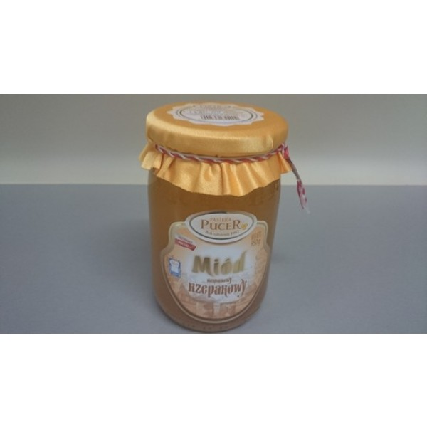 Pasieka Pucer Miód rzepakowy 950g 1 szt.