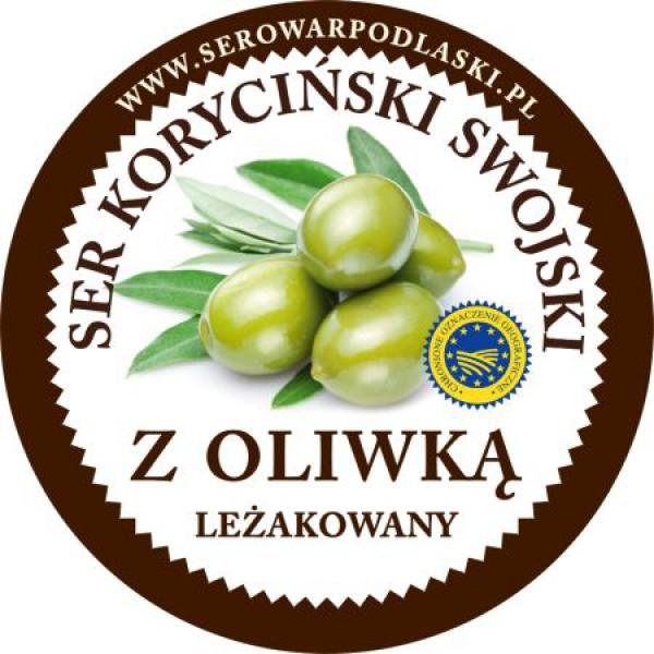 Ser koryciński z oliwką 1kg