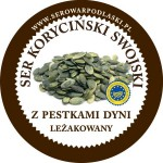 Ser koryciński z pestkami dyni 1kg