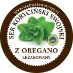 Ser koryciński z oregano