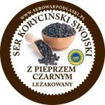 Ser koryciński z pieprzem czarnym 1kg
