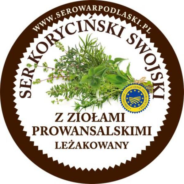 Ser koryciński z ziołami prowansalskimi 1kg