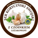 Ser koryciński z czosnkiem 1kg