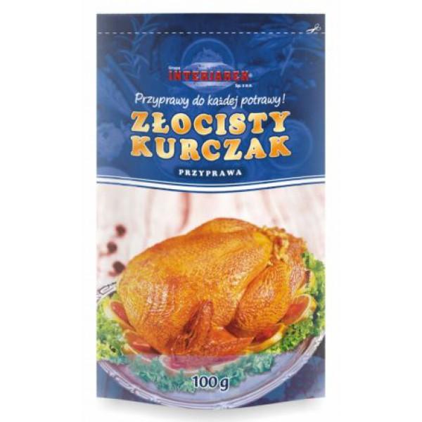 Interjarek Złocisty kurczak 100g (20 szt.)