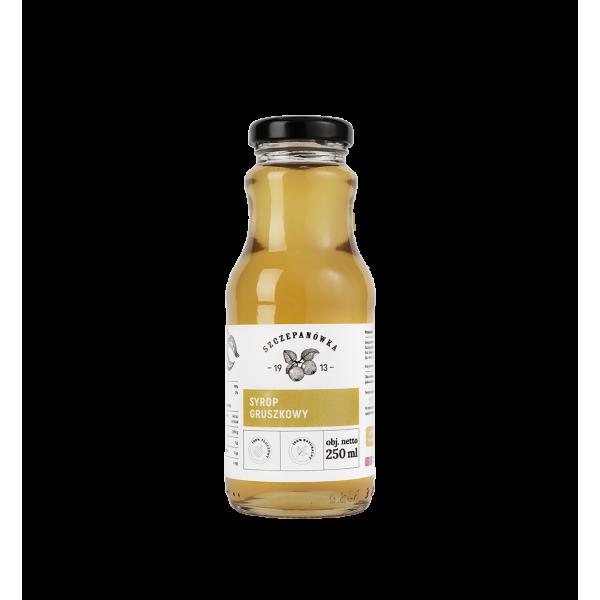 Szczepanówka Syrop gruszkowy 250 ml