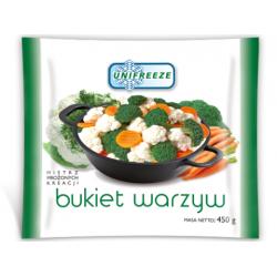 Unifreeze Bukiet warzyw mrożonych 8 szt.